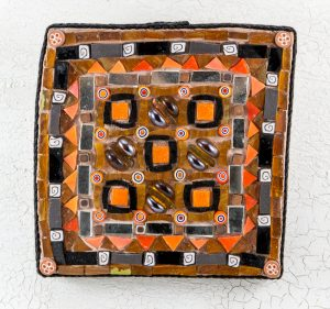 black orange-1