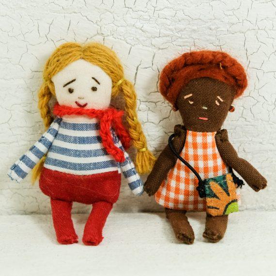 Pippi und Peggy